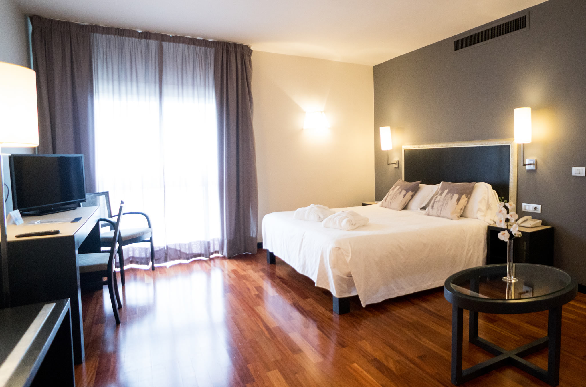 Rooms: Plaza Hotel Catania